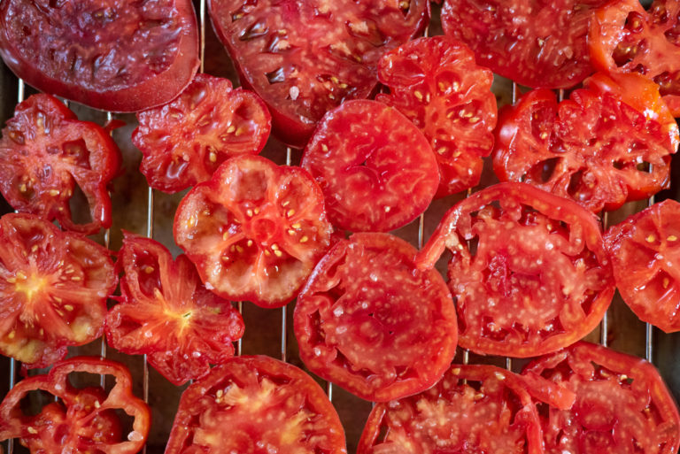 Read more about the article Food at Home: Tomato Galette